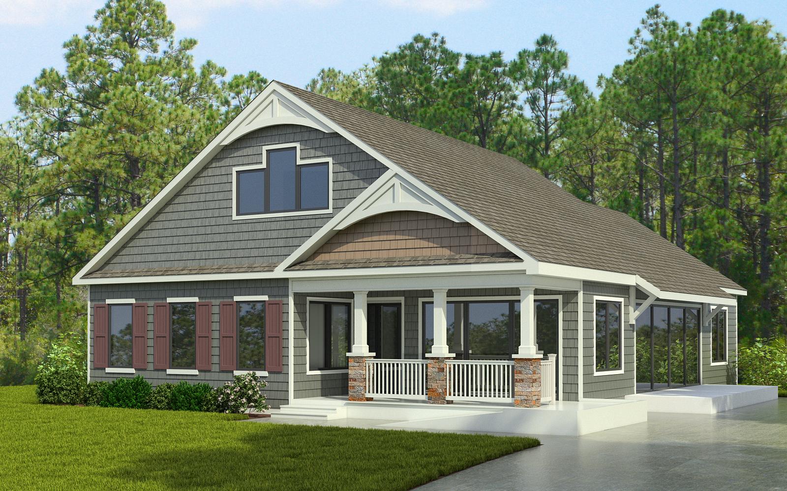 Jim Chapman Communities 55 Home Is Top Draw At 2017 IBS